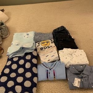Boy Toddler Clothes 2T + for Sale in Riverside, CA