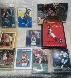 Baseball/Football/Basketball Cards for Sale in Phoenix, AZ