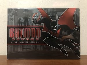 Batman Beyond Complete Series DVD Set for Sale in Phoenix, AZ