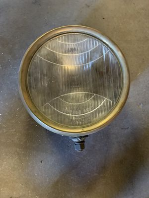Brass headlights for Sale in Wilton, CA