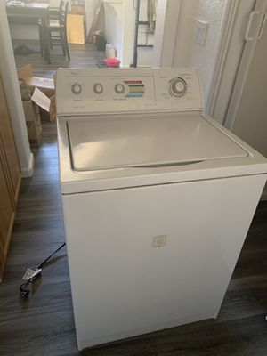 Whirlpool Washer/Dryer set for Sale in Elk Grove, CA