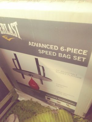Everlast speed bag. for Sale in Lakeside, CA