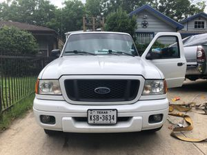Ford ranger 2005 extended cab 3.0 for Sale in Cedar Hill, TX