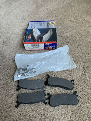 NAPA Premium Rear Brake Pads SS-7514-X MX-5 Miata Escort Protege Tracer for Sale in Federal Way, WA