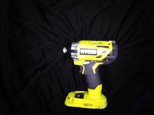 Ryobi brushless drill for Sale in Las Vegas, NV