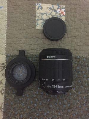 Raynox Macro Lens attachment + Canon 18-55mm for Sale in Miami, FL