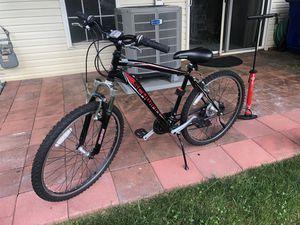 Schwinn Mountain Bike Red and Black New w/ Bike Lock for Sale in MONTGOMRY VLG, MD