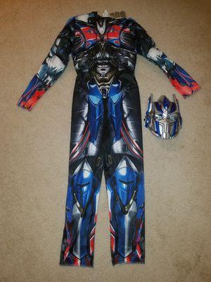 Child costume - Optimus Prime (Transformers) for Sale in Alpharetta, GA