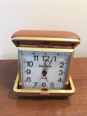 Seth Thomas Travel Clock for Sale in Rockville, MD