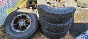Jeep wrangler wheels for Sale in Las Vegas, NV