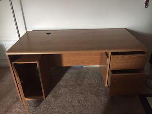 Oak desk for Sale in Odenton, MD