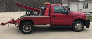 2003 Ford Wrecker Tow Truck F450 for Sale in Ontario, OH
