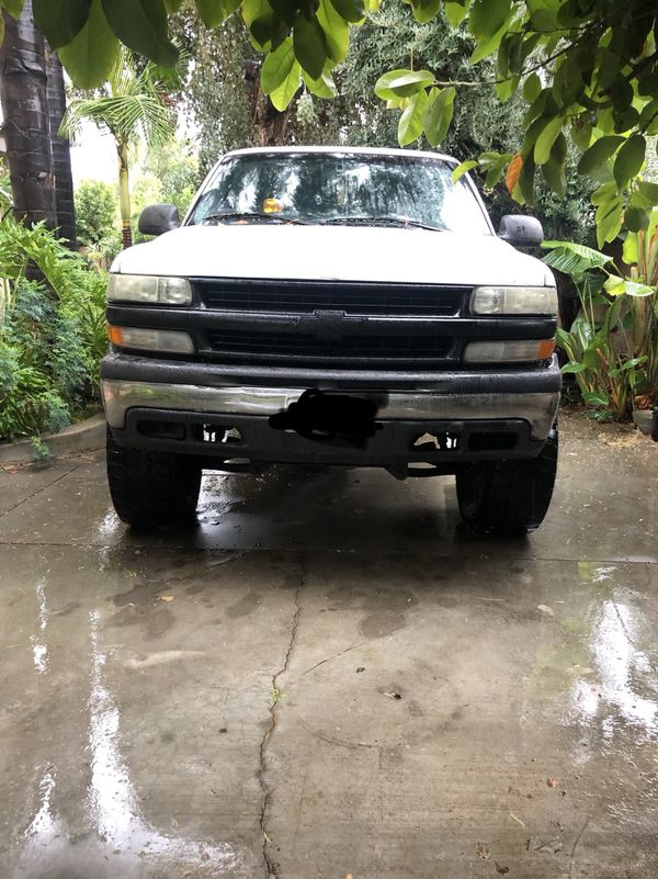 2002 Chevy suburban 1500