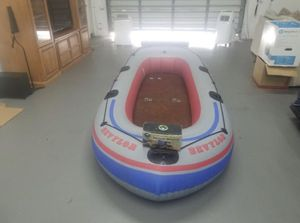 Inflatable Boat with Trolling Motor for Sale in Sunrise, FL