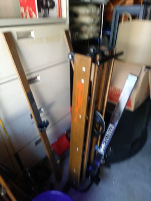 Old original wood NordicTrack for Sale in Cary, IL