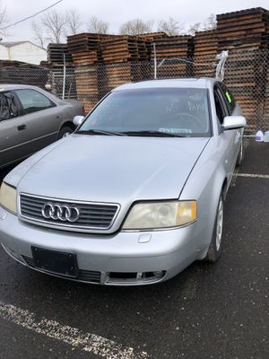 2001 Audi A6 Parts for Sale in Portland, OR