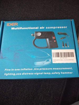 Mini air compressor brand new in the box for Sale in Downey, CA