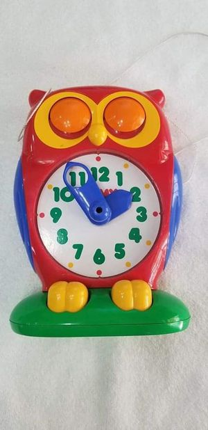 Owl clock for Sale in Charlotte, NC