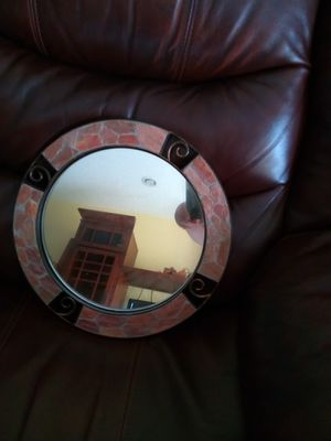 Pier one wall mirror 13 by 13 for Sale in Homestead, FL