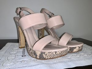 Halogen Soft Pink Heels | New | size 10M for Sale in Miami, FL