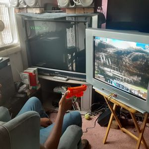 Sony 27inches Retro gaming TV With component, S Video And RCA Ports for Sale in Washington, DC