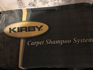 Kirby carpet shampoo attachments for Sale in Billerica, MA