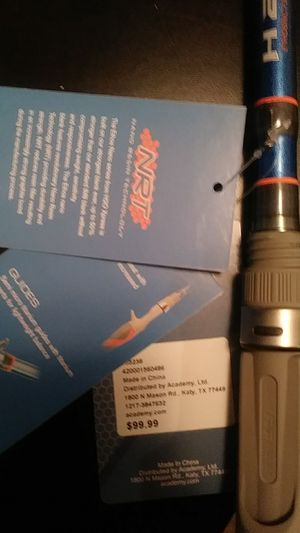 H20 Xpress fishing rod brand new for Sale in Houston, TX