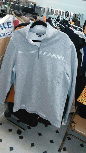 Gray Michael Kors zip jacket for Sale in Baltimore, MD