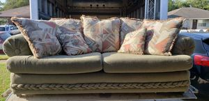 Really confortable Couch 4 sale for Sale in Houston, TX