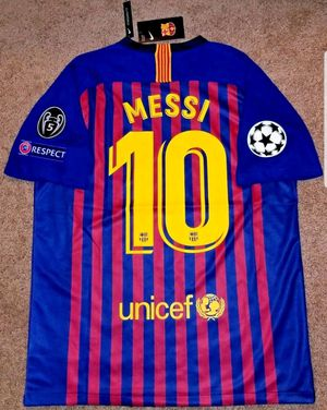 FC BARCELONA classic jersey camiseta remera MESSI 10 for Sale in La Habra Heights, CA