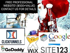 FREE PROFESSIONAL WEBSITE for Sale in Long Beach, CA