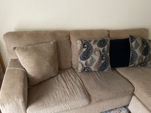 Sectional couch for Sale in Jonesboro, GA