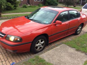 2004 Chevy impala still for Sale in Pittsburgh, PA