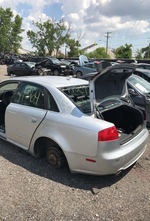 Selling parts for a silver 2008 Audi A4 STK#1364 for Sale in Detroit, MI
