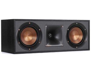 Klipsch R-52C Powerful detailed Center Channel Home Speaker - Black for Sale in Gardena, CA