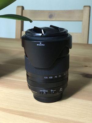 Fujifilm XF 18-135mm f/3.5-5.6 R LM OIS WR Lens for Sale in Santa Monica, CA