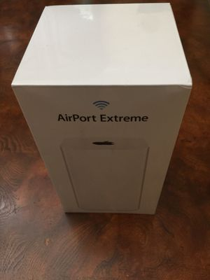 Apple AirPort Extreme (brand new - Sealed inbox) for Sale in Gainesville, VA