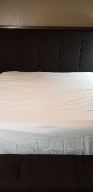 Ashley king bed frame only for Sale in Temple, TX