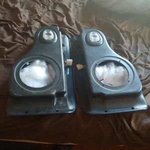 Jeep Tj Speaker Pods For Roll Bar for Sale in West Greenwich, RI