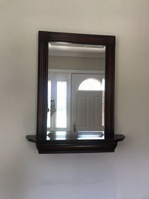 Cherry mirror for Sale in Bel Air, MD