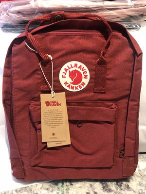 Fajllraven- KanKen medium backpack $40 Great Christmas Gift 🎁🎉 for Sale in MONTGOMRY VLG, MD