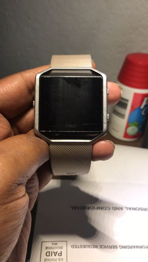 Fitbit Blaze for Sale in Los Angeles, CA