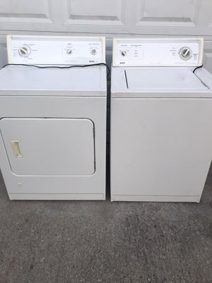Washer and dryer gas for Sale in Oak Forest, IL