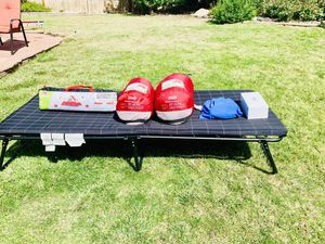 Coleman Camping Equipment for sale for Sale in Littleton, CO