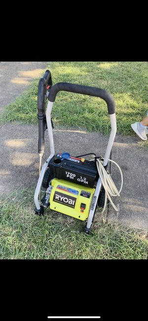 Ryobi pressure washer for Sale in Estero, FL