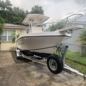 2006 angler 20.4 limited edition for Sale in Fort Lauderdale, FL