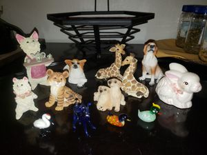 Animal Kids Decorative Figurines Glass Porcelain Ceramic Collectibles for Sale in Las Vegas, NV