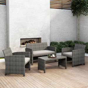 325 New 4 Piece Patio Furniture Set for Sale in Los Angeles, CA
