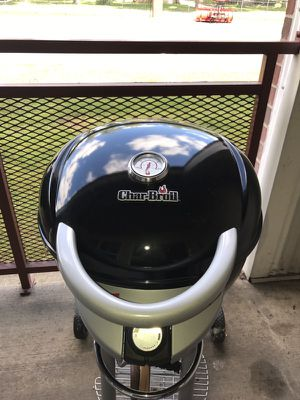 Electric BBQ patio grill by CharBroil for Sale in Bridgeview, IL