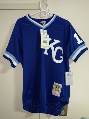 Brand new men's authentic KC Jersey size large .Please price is firm for Sale in Queens, NY